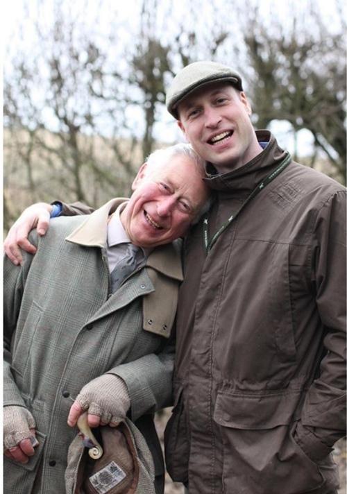 Những bức ảnh Hoàng gia tiết lộ vai trò đặc biệt của Kate Middleton trong gia đình chồng ảnh 7