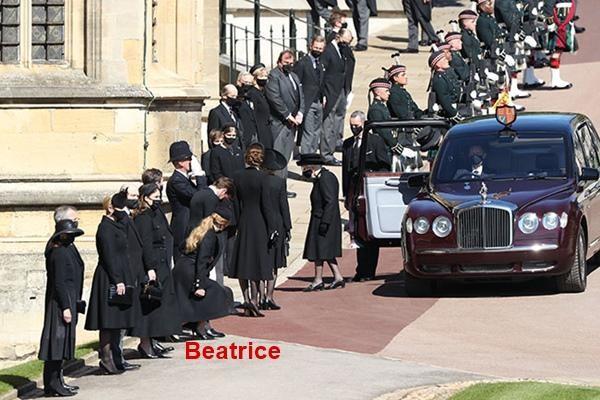 """""""Sinh ra để làm Hoàng hậu"""": Kate được khen vì cách cư xử trong tang lễ Hoàng thân Philip ảnh 3"""