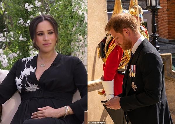 """Meghan gửi hoa và thiệp tới tang lễ Hoàng thân Philip, tại sao lại bị nói là """"gây chú ý""""? ảnh 2"""