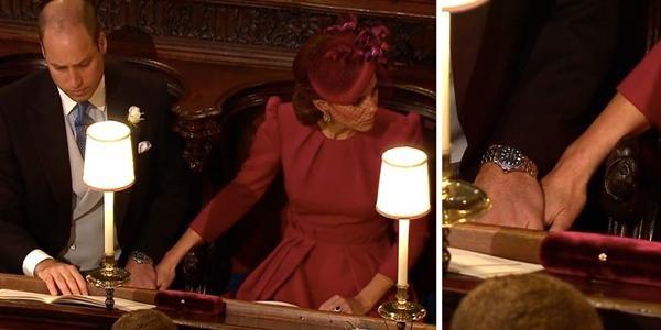Xuất hiện cùng nhau suốt nhưng William - Kate gần như không bao giờ nắm tay, tại sao vậy? ảnh 5