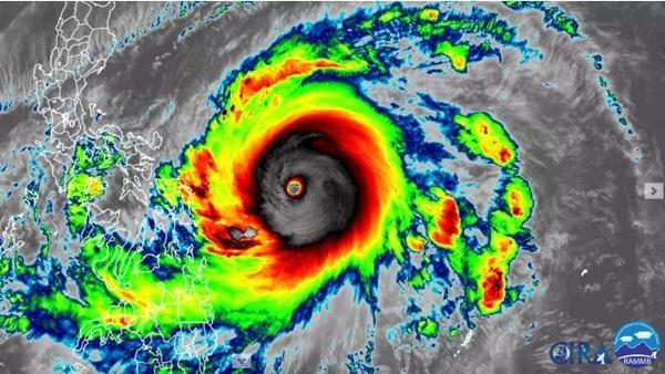 """Mới tháng 4 mà siêu bão Surigae đã gây bất ngờ, tại sao gọi nó là """"cơn bão quái vật""""? ảnh 1"""