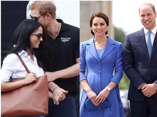 Xuất hiện cùng nhau suốt nhưng William - Kate gần như không bao giờ nắm tay, tại sao vậy? ảnh 3