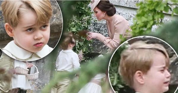 Các nhóc tì nhà William - Kate làm gì khi đi shopping mà mẹ Kate được khen khéo dạy con? ảnh 4