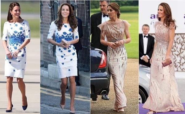 """Không chỉ là """"trưởng ban hòa giải"""", Kate Middleton còn được gọi là """"công nương tằn tiện"""" ảnh 7"""