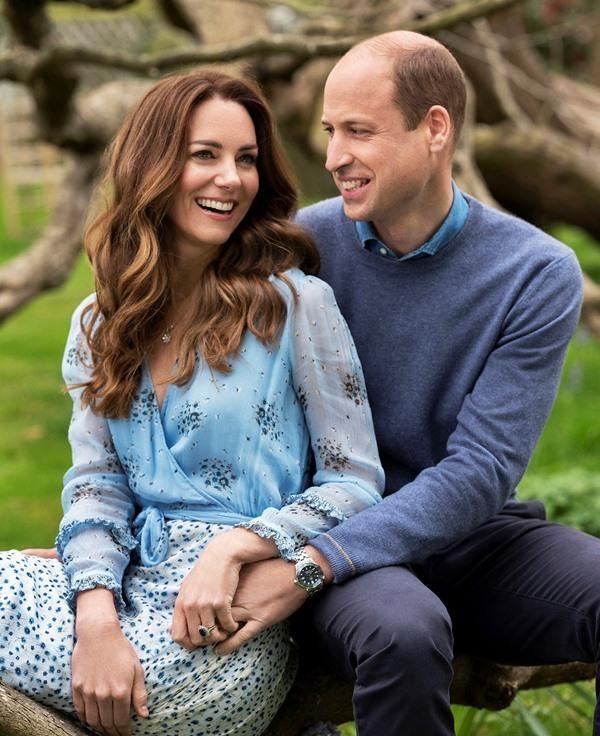 Vợ chồng William - Kate đăng ảnh mừng kỷ niệm 10 năm ngày cưới, ảnh nào cũng đầy ý nghĩa ảnh 3