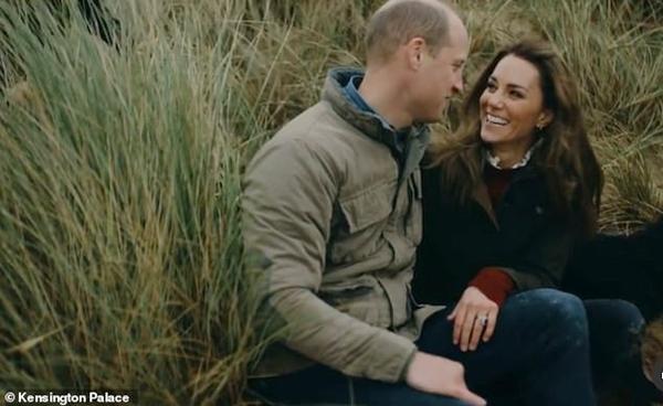 Nhà William - Kate đăng video kỷ niệm ngày cưới, chứng minh Hoàng tử Harry đã nói sai rồi ảnh 1