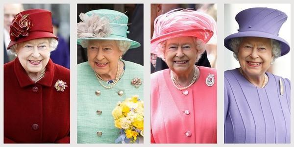 """Nữ hoàng Anh được tôn vinh là """"biểu tượng thời trang"""", tại sao bà luôn mặc màu rực rỡ? ảnh 4"""