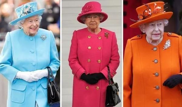 """Nữ hoàng Anh được tôn vinh là """"biểu tượng thời trang"""", tại sao bà luôn mặc màu rực rỡ? ảnh 1"""