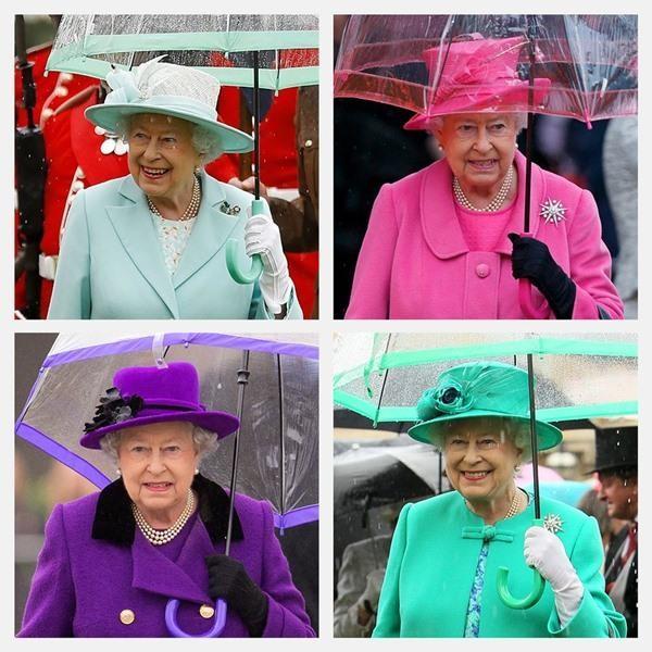 """Nữ hoàng Anh được tôn vinh là """"biểu tượng thời trang"""", tại sao bà luôn mặc màu rực rỡ? ảnh 3"""