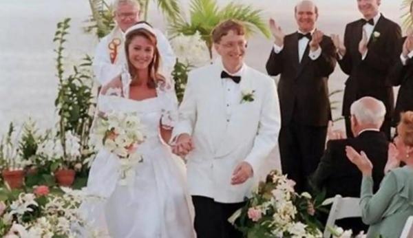"""Chuyện tình """"duyên phận"""" của Bill Gates: Bill có hành động """"kỳ lạ"""" gì trước khi kết hôn? ảnh 3"""