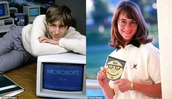 """Chuyện tình """"duyên phận"""" của Bill Gates: Bill có hành động """"kỳ lạ"""" gì trước khi kết hôn? ảnh 1"""