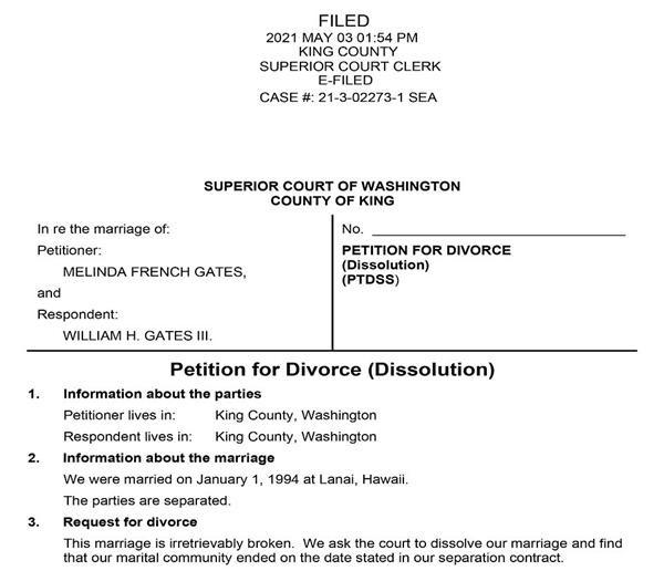 """Lý do vợ chồng Bill Gates có """"hợp đồng ly thân"""": Ngăn chặn đối phương """"tẩu tán"""" tài sản? ảnh 2"""