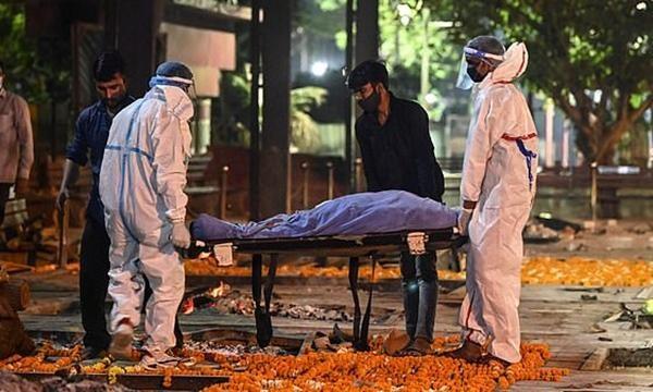 Ấn Độ vượt 20 triệu ca nhiễm: 120 người thiệt mạng mỗi giờ, kêu gọi phong tỏa toàn quốc ảnh 3