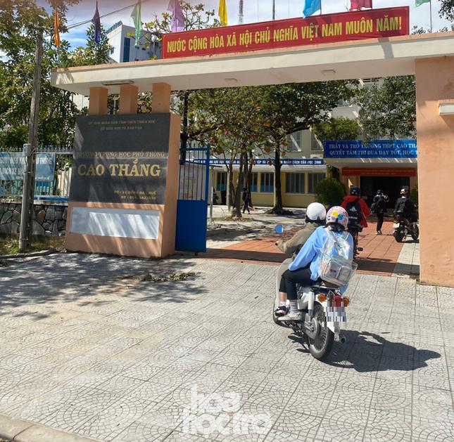 Cảnh tượng bất ngờ của thành phố Huế sau ảnh hưởng của cơn bão số 9 ảnh 7