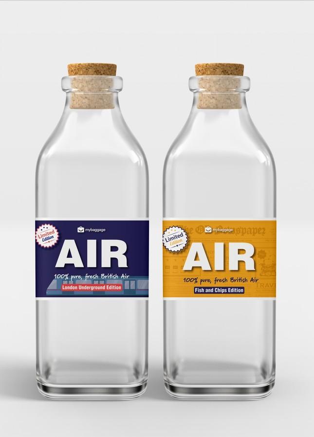 Chỉ là những chai đựng không khí, lý do gì mà chúng lại được bán với giá siêu đắt? ảnh 2