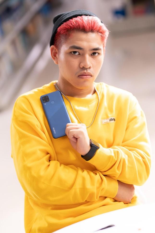 """Nghe Tez """"bắn rap"""" đã tai trong dự án mới của Realme, đánh dấu chặng đường mới ảnh 3"""
