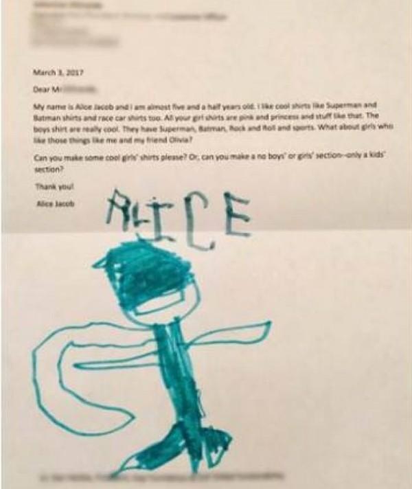 """Những bài học từ bức thư của vị CEO gửi khách hàng """"nhí"""" 5 tuổi rưỡi ảnh 3"""