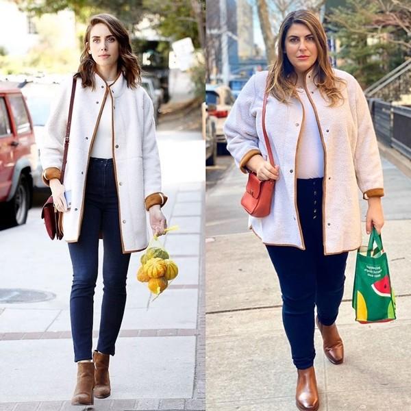 """Nữ blogger tự tin diện đồ đẹp như các ngôi sao, lan tỏa thông điệp """"Hãy yêu cơ thể mình"""" ảnh 4"""
