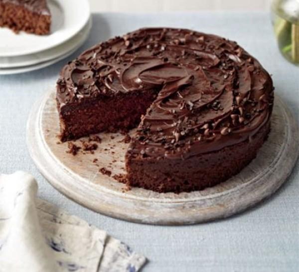 Làm bánh sôcôla trong 2 phút: Công thức làm bánh nhanh hơn cả gọi ship! ảnh 1
