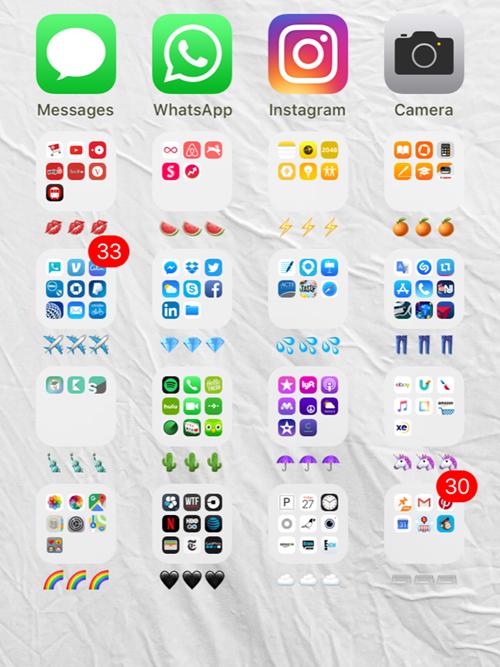 Đừng để màn hình điện thoại bừa bãi, hãy thử 5 cách sắp xếp ứng dụng thú vị này ảnh 1
