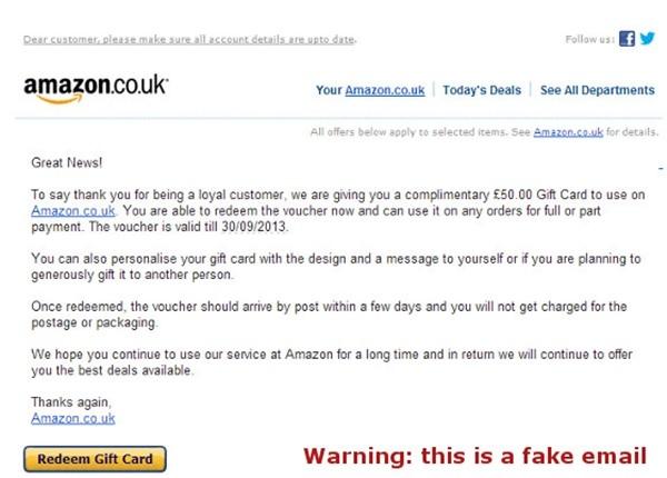 Bạn nhận được e-mail tặng voucher miễn phí? Coi chừng bị hack tài khoản Facebook!  ảnh 2
