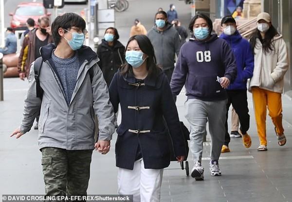 Thành phố Melbourne ban bố tình trạng thảm họa từ tối 2/8 do số ca COVID-19 tăng mạnh ảnh 1