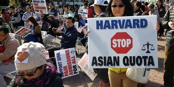 """ĐH Harvard và Yale phân biệt đối xử, lấy cớ về """"tính cách"""" để ít nhận sinh viên châu Á ảnh 3"""