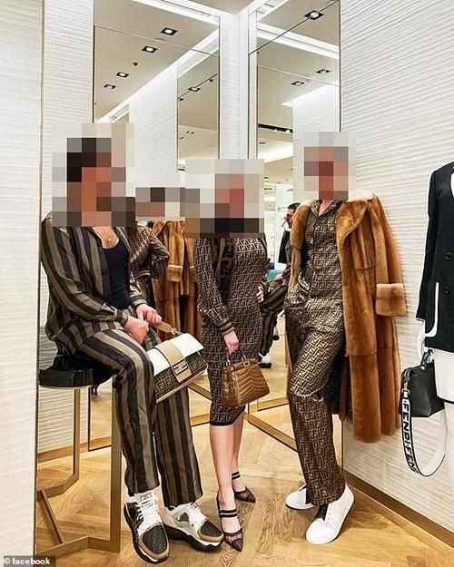"""Mở tiệc """"đập hộp"""" túi và quần áo Fendi, ngôi sao Instagram tên là... Chanel bị phạt nặng ảnh 4"""