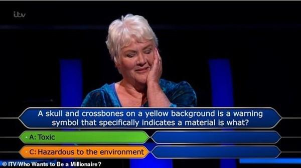 """Cô giáo Khoa học trả lời sai câu hỏi Hóa học trong """"Ai là triệu phú"""", nếu là bạn thì sao? ảnh 2"""
