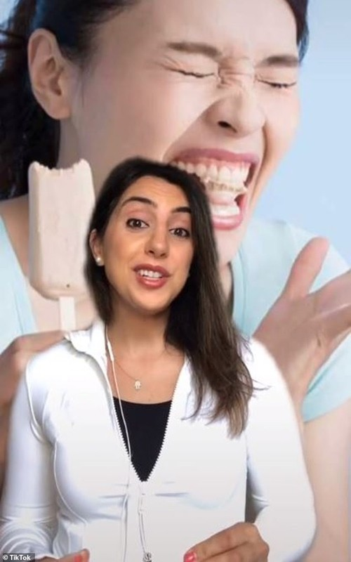 Dùng giũa móng tay mài răng để có nụ cười đẹp: Các TikToker bảo an toàn, nha sĩ bảo sao? ảnh 3