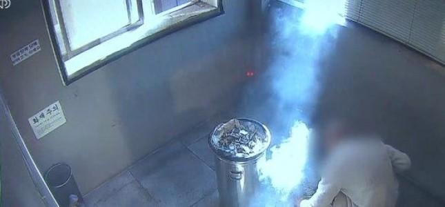 Thanh niên hút 100 điếu thuốc khiến ai cũng tưởng hỏa hoạn, mà lý do thì không ai ngờ tới ảnh 2