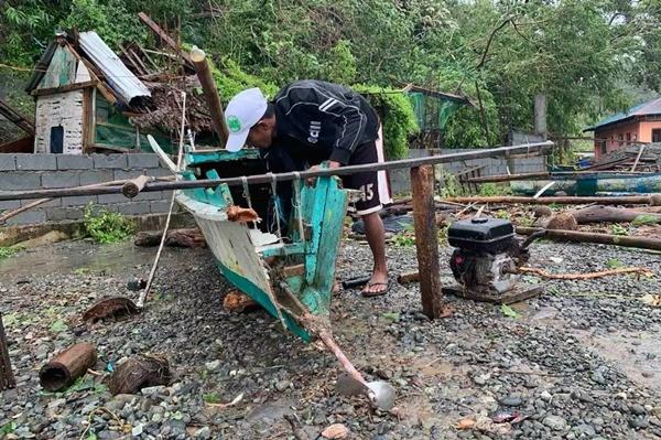 Bão Molave (bão số 9) sắp vào Việt Nam đã có sức tàn phá thế nào khi đi qua Philippines? ảnh 3