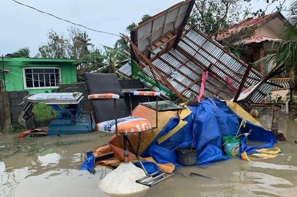 Bão Molave (bão số 9) sắp vào Việt Nam đã có sức tàn phá thế nào khi đi qua Philippines? ảnh 4