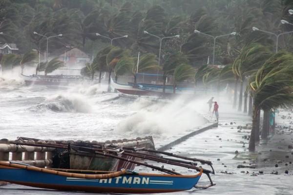 Bão Molave (bão số 9) sắp vào Việt Nam đã có sức tàn phá thế nào khi đi qua Philippines? ảnh 6