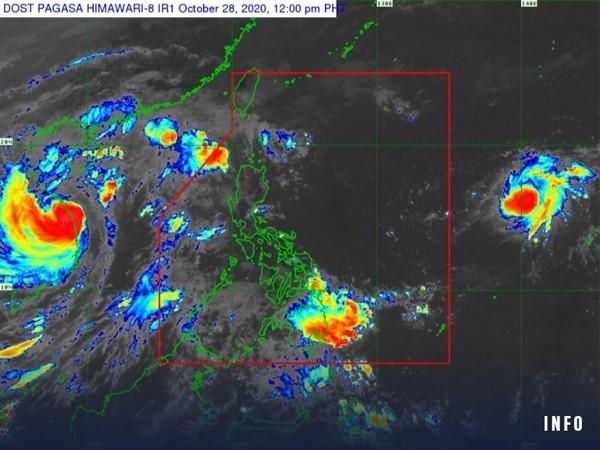 Sau bão Molave, áp thấp Rolly lại đang mạnh lên thành bão, có thể trở thành cơn bão số 10 ảnh 3