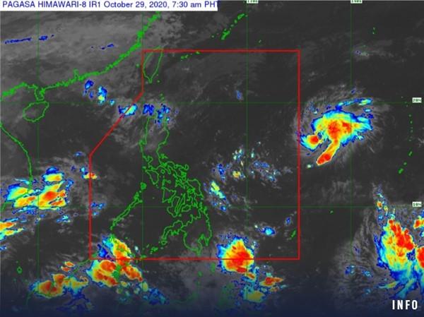 Áp thấp đã mạnh lên thành bão Goni, nguy cơ thành bão dữ, tiếp tục hướng tới Việt Nam ảnh 1