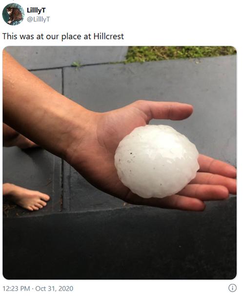 """9 cơn bão dữ dội cùng tấn công một khu vực ở Úc: Chuyên gia bảo """"chưa từng có tiền lệ"""" ảnh 4"""