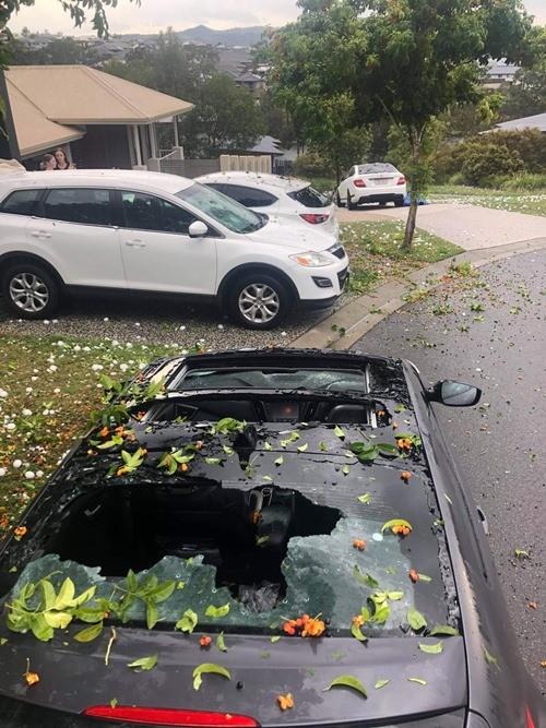 """9 cơn bão dữ dội cùng tấn công một khu vực ở Úc: Chuyên gia bảo """"chưa từng có tiền lệ"""" ảnh 2"""