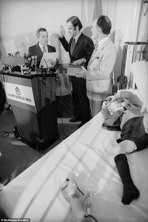 Joe Biden: Người đàn ông được tạo thành từ những bi kịch, giờ có thể sắp là Tổng thống Mỹ ảnh 3