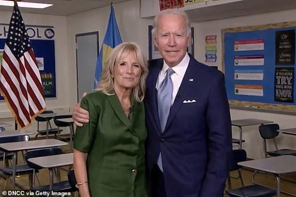 Joe Biden: Người đàn ông được tạo thành từ những bi kịch, giờ có thể sắp là Tổng thống Mỹ ảnh 4