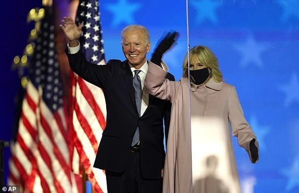 Joe Biden: Người đàn ông được tạo thành từ những bi kịch, giờ có thể sắp là Tổng thống Mỹ ảnh 1