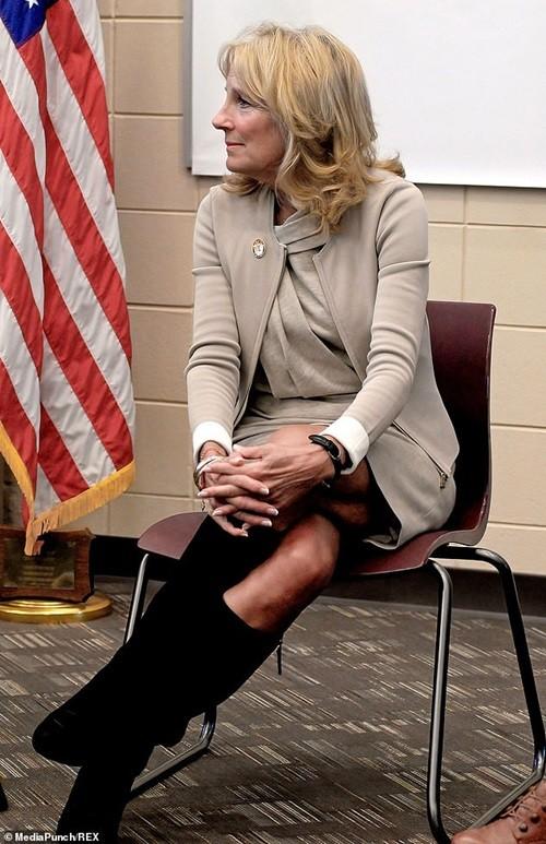 Người có thể sắp là Đệ nhất Phu nhân của Nhà Trắng tiết lộ lý do khiến bà lấy ông Biden ảnh 5