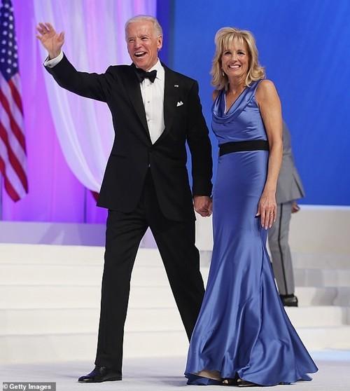 Người có thể sắp là Đệ nhất Phu nhân của Nhà Trắng tiết lộ lý do khiến bà lấy ông Biden ảnh 2