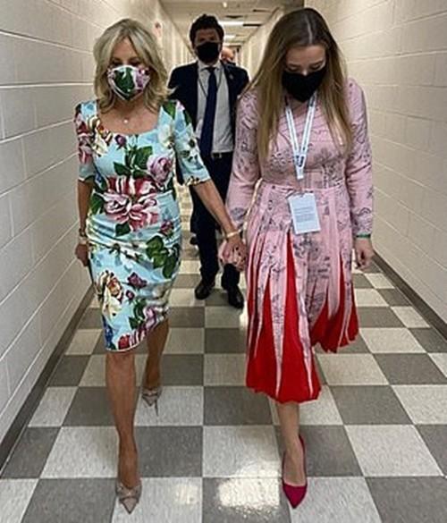 Người có thể sắp là Đệ nhất Phu nhân của Nhà Trắng tiết lộ lý do khiến bà lấy ông Biden ảnh 4
