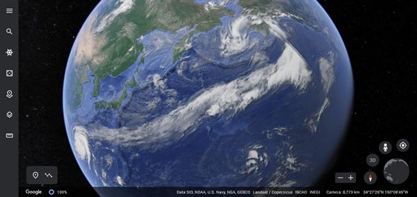 """Choáng váng với hình ảnh cái đuôi """"quái vật"""" của bão Vamco: Quét qua gần nửa vòng Trái Đất ảnh 2"""