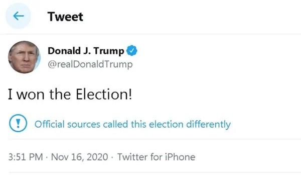 """Hóa ra Tổng thống Trump có """"thói quen"""" gọi mọi thứ là """"gian lận"""" nếu kết quả không như ý ảnh 5"""