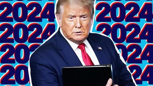 TRUMP 2024 có thể mang ý nghĩa hoàn toàn khác, không phải chiến dịch của Tổng thống Trump ảnh 1
