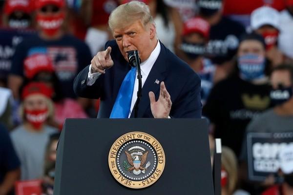 Nhìn vào tính cách của Tổng thống Trump, mới hiểu tại sao ông không thể chấp nhận thất bại ảnh 1