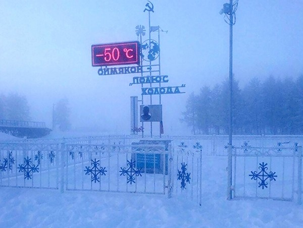 Trường học lạnh nhất thế giới: Học sinh chỉ được nghỉ khi nhiệt độ giảm sâu dưới mức này ảnh 4