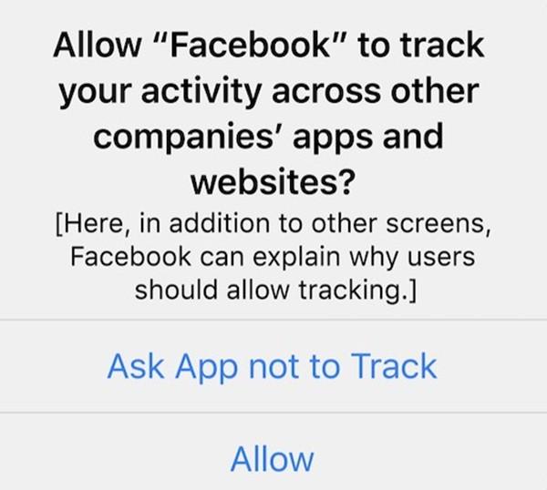 """Apple và Facebook """"chiến đấu"""" gắt như bầu cử Tổng thống Mỹ, chính bạn có thể chịu hậu quả ảnh 2"""